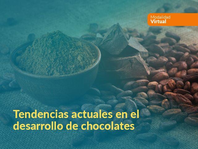 tendencias actuales chocolates