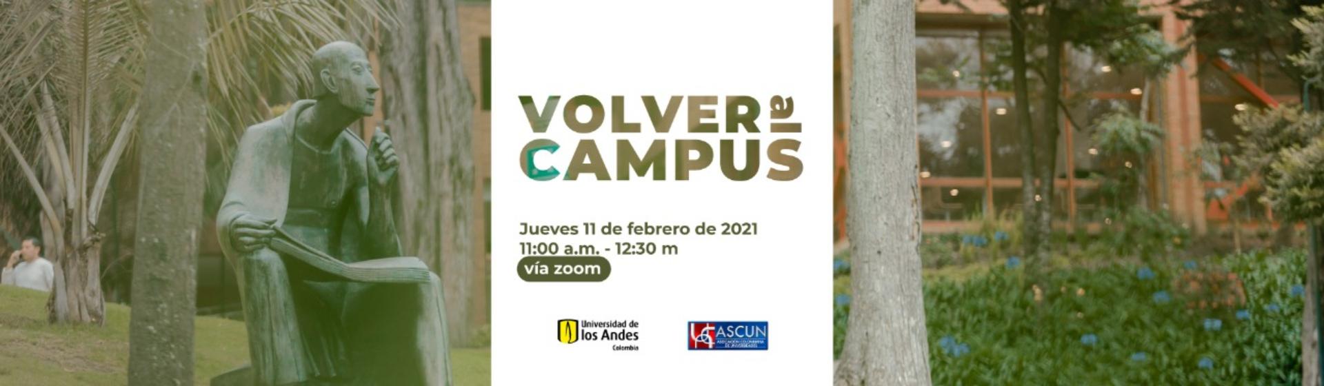volver campus