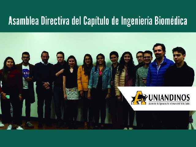IBIO crea su Capítulo Profesional de Egresados en Uniandinos