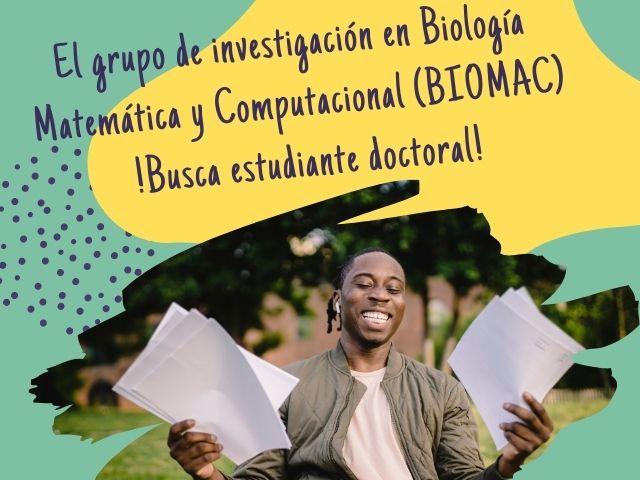 estudiante doctoral