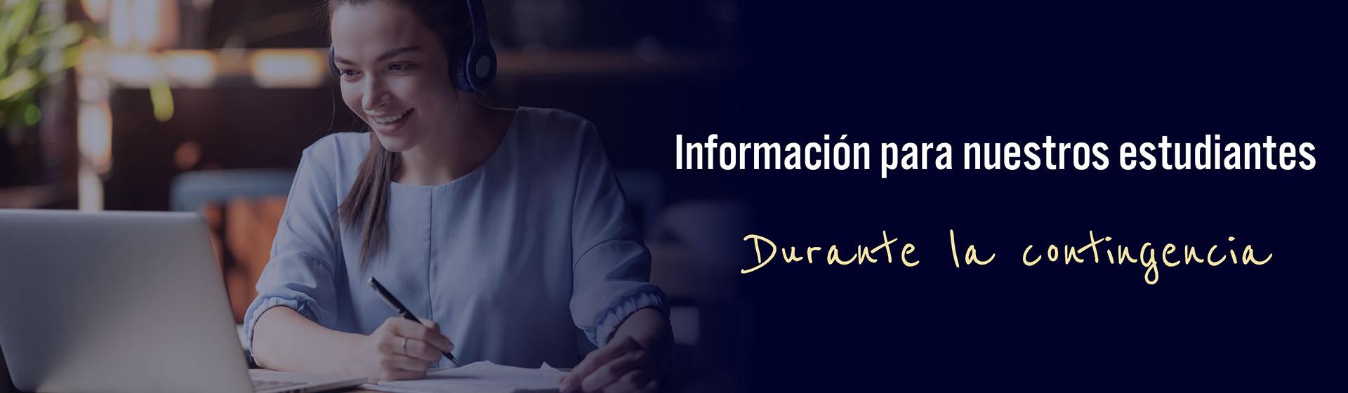 informacion contingencia